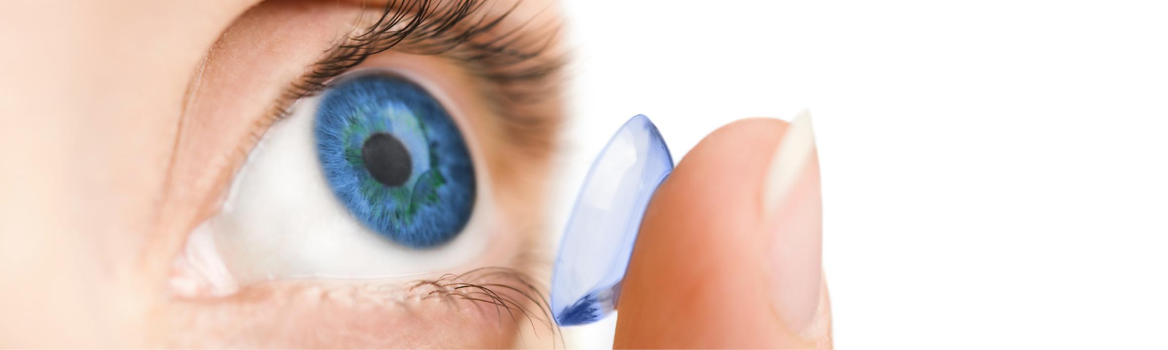 Suho oko in kontaktne leče (članek)